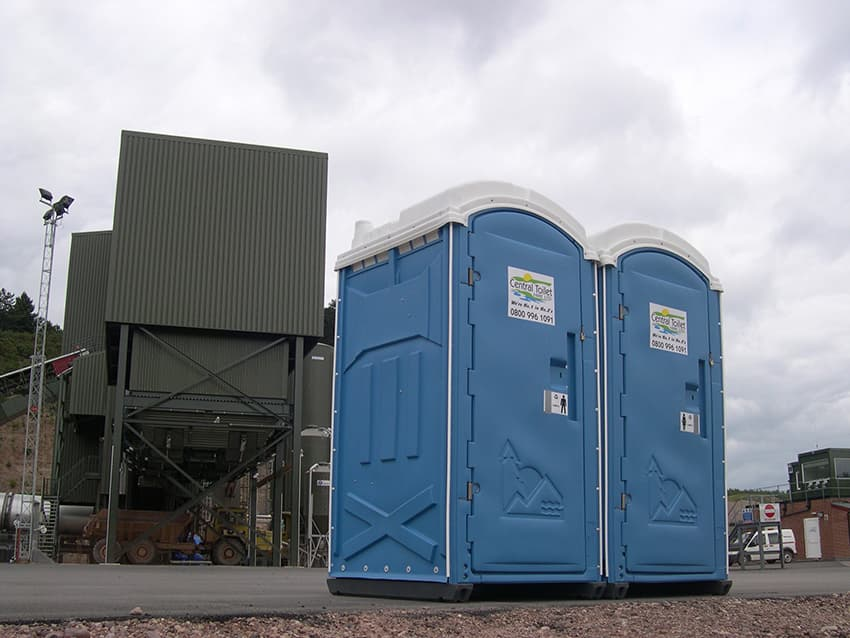 Toilet Hire in Shrewsbury